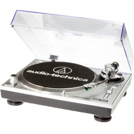 AUDIO TECHNICA AT LP 120 USB HC SILVER
