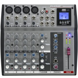 PHONIC AM 440 DP