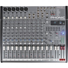PHONIC AM 642 D USB