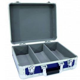 OMNITRONIC CD CASE DIGITAL BOOKING BLUE