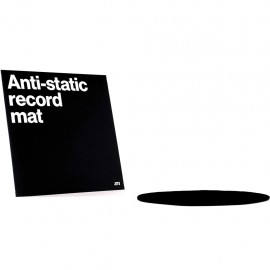 AM CLEAN SOUND ANTI STATIC RECORD MAT
